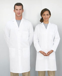 RedKap Men's 5.0 ounce Lab Coat